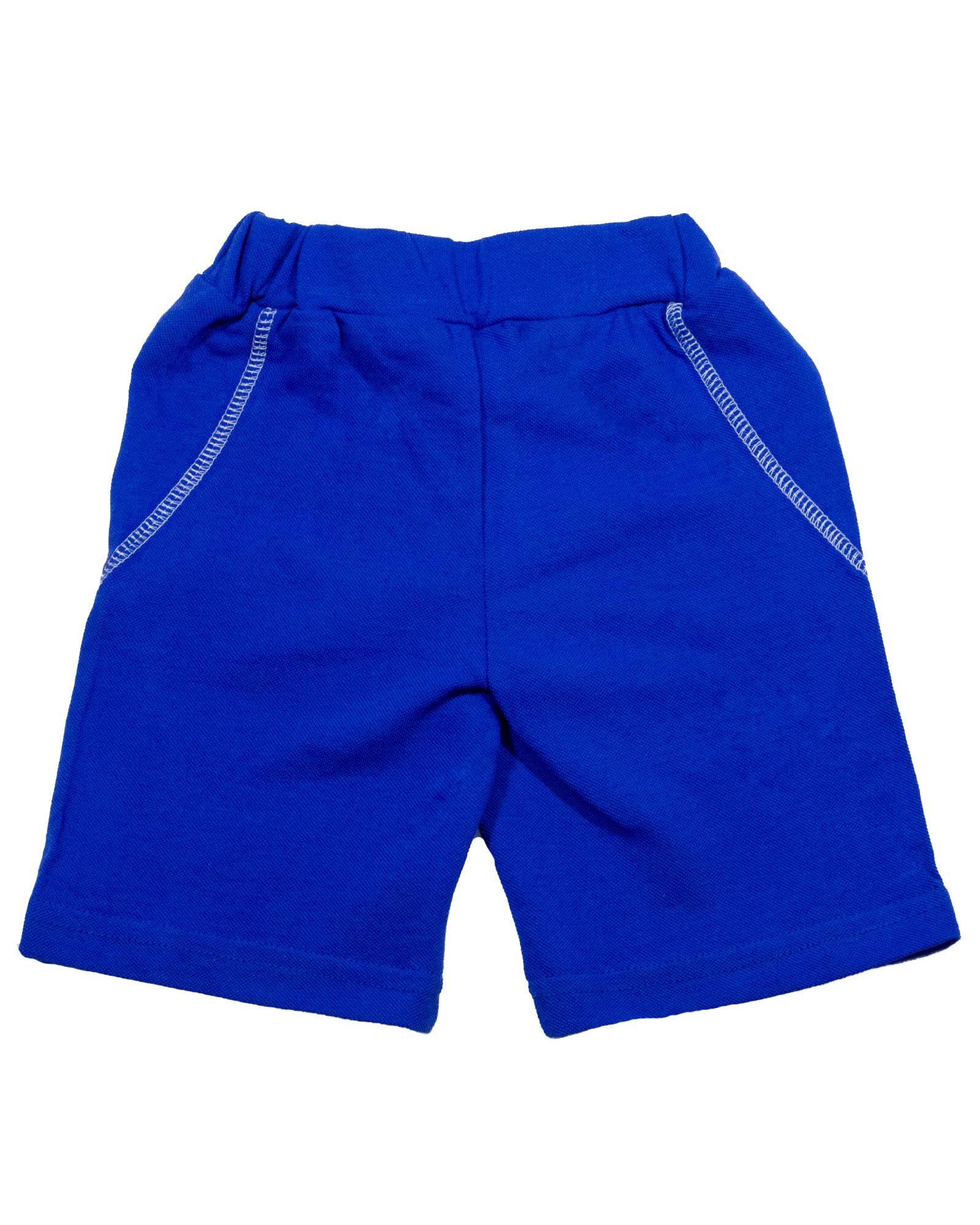 Брюки для мальчиков синие доставка