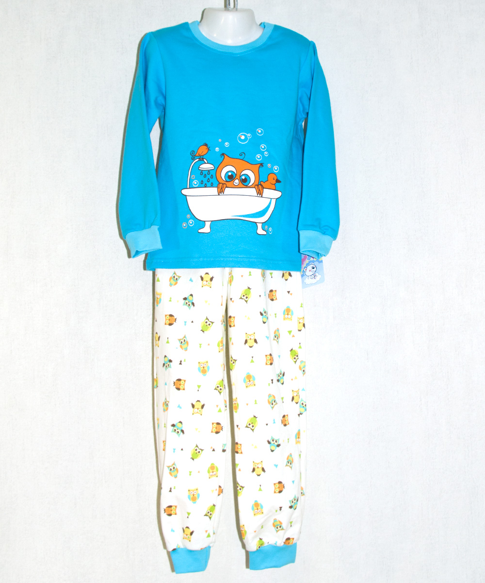 6e0d71c407ccd Купить детская теплая пижама